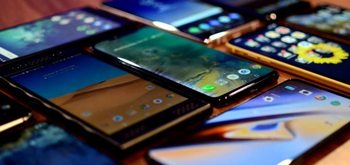 Les nouveaux smartphones de 2019